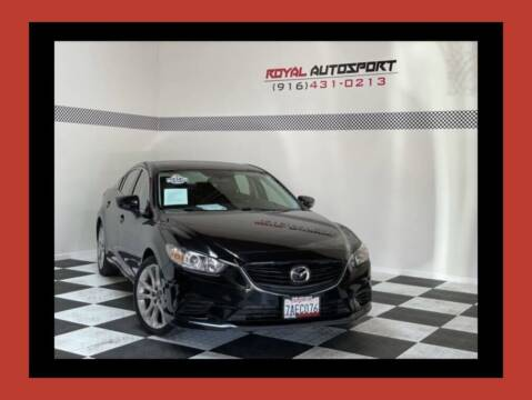 2014 Mazda MAZDA6 for sale at Royal AutoSport in Sacramento CA