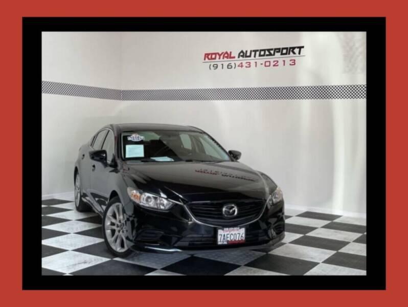 2014 Mazda MAZDA6 for sale at Royal AutoSport in Sacramento CA