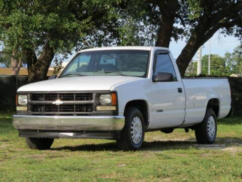 1998 Chevrolet C/K 1500 Series for sale at DK Auto Sales in Hollywood FL