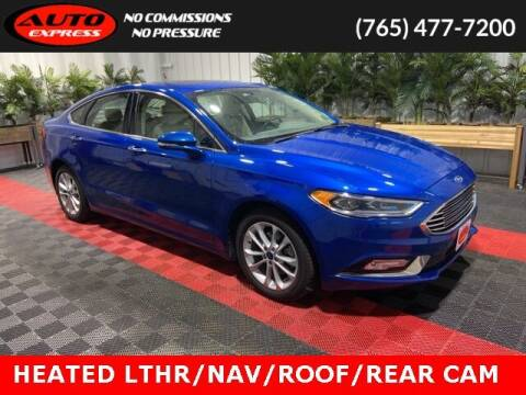 2018 Ford Fusion for sale at Auto Express in Lafayette IN