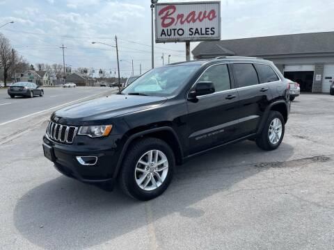 2018 Jeep Grand Cherokee for sale at Bravo Auto Sales in Whitesboro NY