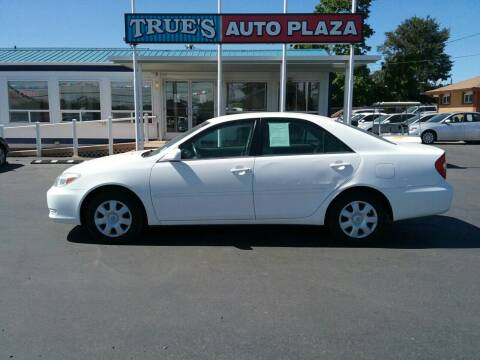 2003 Toyota Camry for sale at True's Auto Plaza in Union Gap WA