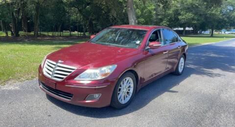 2009 Hyundai Genesis for sale at Royal Auto Mart in Tampa FL