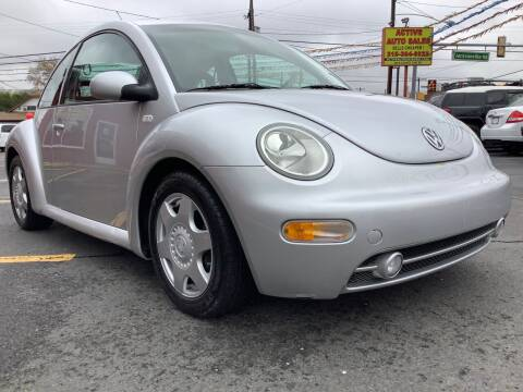 2001 Volkswagen New Beetle for sale at Active Auto Sales in Hatboro PA