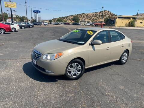 2010 Hyundai Elantra for sale at University Auto Sales in Cedar City UT