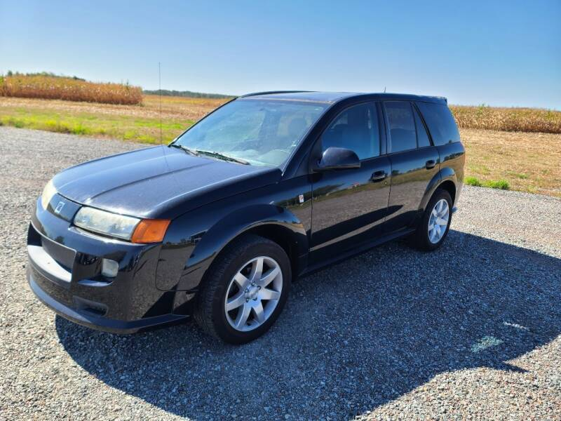 2005 Saturn Vue for sale at Shinkles Auto Sales & Garage in Spencer WI