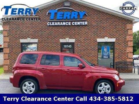 2011 Chevrolet HHR for sale at Terry Clearance Center in Lynchburg VA