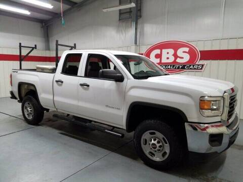2015 GMC Sierra 2500HD for sale at CBS Quality Cars in Durham NC