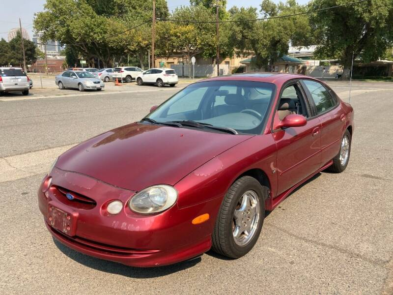 1996 Ford Taurus for sale at California Automobile Museum in Sacramento CA