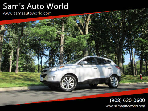 2011 Hyundai Tucson for sale at Sam's Auto World in Roselle NJ