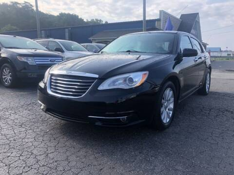 2014 Chrysler 200 for sale at Instant Auto Sales in Chillicothe OH