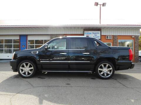 2009 Cadillac Escalade EXT for sale at Twin City Motors in Grand Forks ND