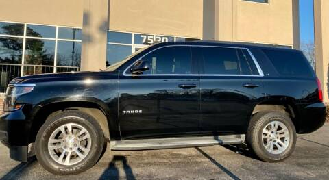 2015 Chevrolet Tahoe for sale at Autoxport in Newport News VA