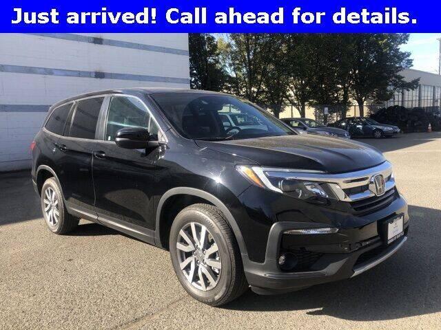 2019 Honda Pilot for sale at Honda of Seattle in Seattle WA