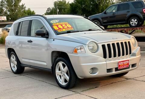 2007 Jeep Compass for sale at SOLOMA AUTO SALES in Grand Island NE