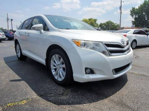 2013 Toyota Venza for sale at Dixie Automart LLC in Hamilton OH