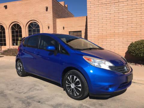 2014 Nissan Versa Note for sale at Freedom  Automotive in Sierra Vista AZ