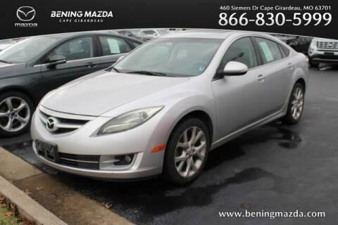 2011 Mazda MAZDA6 for sale at Bening Mazda in Cape Girardeau MO