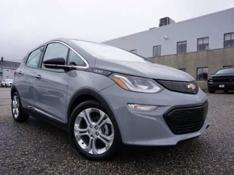 2021 Chevrolet Bolt EV for sale at Mirak Hyundai in Arlington MA