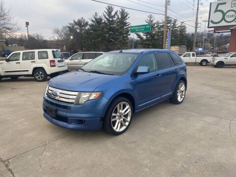 2010 Ford Edge for sale at Wolfe Brothers Auto in Marietta OH