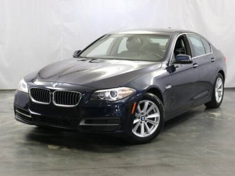 2014 BMW 5 Series for sale at United Auto Exchange in Addison IL