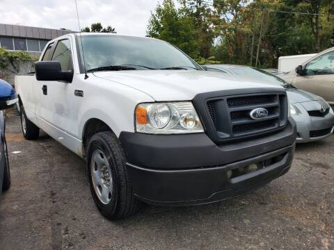 2008 Ford F-150 for sale at Moor's Automotive in Hackettstown NJ