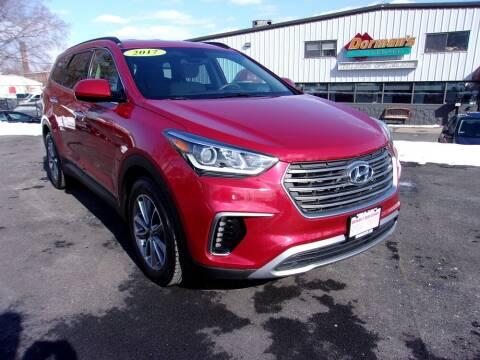 2017 Hyundai Santa Fe for sale at Dorman's Auto Center inc. in Pawtucket RI