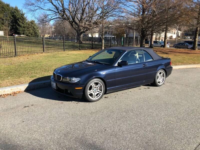 2006 BMW 3 Series for sale at German Motors in Providence RI