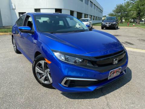 2019 Honda Civic for sale at JerseyMotorsInc.com in Teterboro NJ