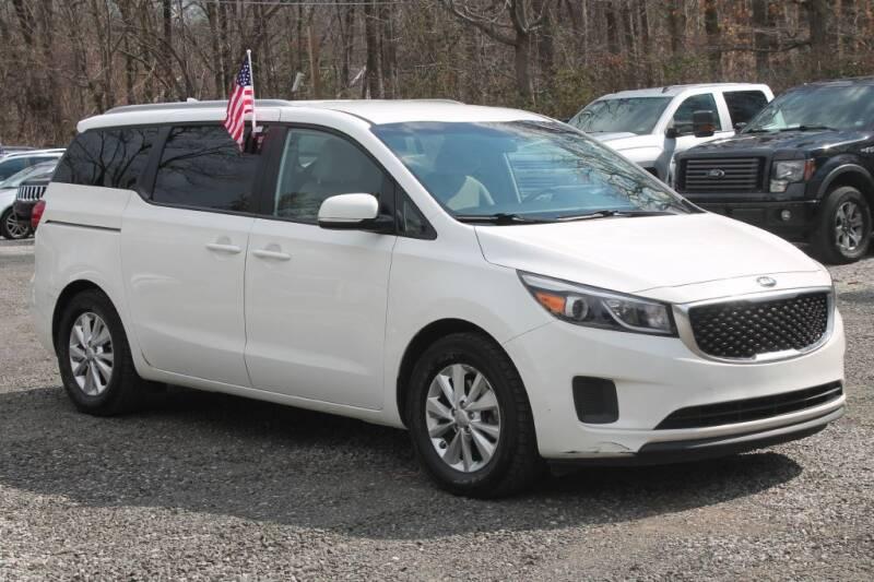 2016 Kia Sedona for sale at Prize Auto in Alexandria VA