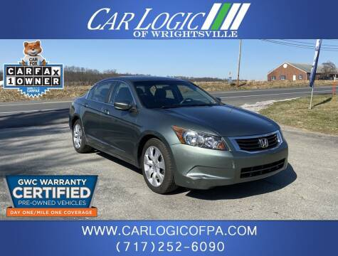 2010 Honda Accord for sale at Car Logic in Wrightsville PA