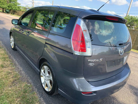 2010 Mazda MAZDA5 for sale at Luxury Cars Xchange in Lockport IL