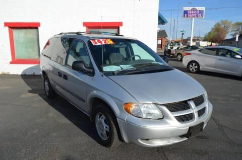 2003 Dodge Grand Caravan for sale at CARGILL U DRIVE USED CARS in Twin Falls ID