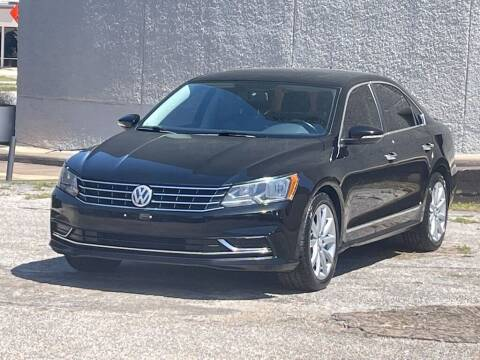 2016 Volkswagen Passat for sale at Strait Motor Cars Inc in Houston TX