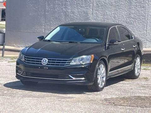 2016 Volkswagen Passat for sale at Strait Motor Cars Inc in Houston TX