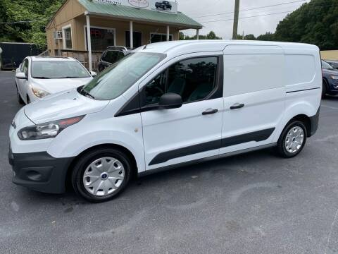 2015 Ford Transit Connect Cargo for sale at Luxury Auto Innovations in Flowery Branch GA