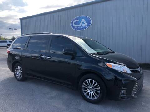 2018 Toyota Sienna for sale at City Auto in Murfreesboro TN
