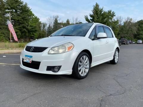 2011 Suzuki SX4 Sportback for sale at Northstar Auto Sales LLC in Ham Lake MN