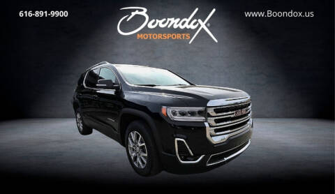 2020 GMC Acadia for sale at Boondox Motorsports in Caledonia MI