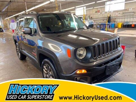 2016 Jeep Renegade for sale at Hickory Used Car Superstore in Hickory NC