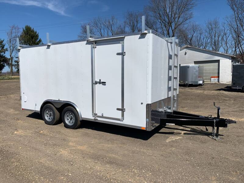 2020 Integrity HL 8x16 T for sale at Smart Choice 61 Trailers in Shoemakersville PA