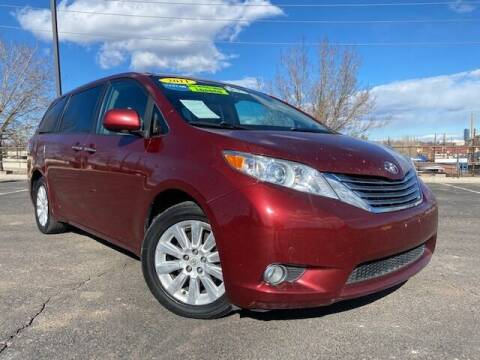 2011 Toyota Sienna for sale at UNITED Automotive in Denver CO