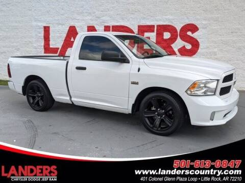 2018 RAM Ram Pickup 1500 for sale at The Car Guy powered by Landers CDJR in Little Rock AR