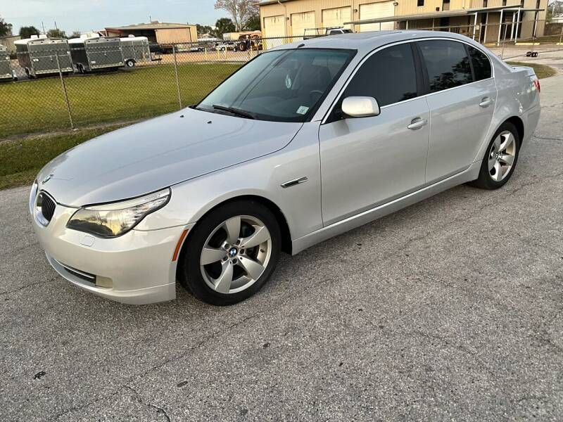 2008 BMW 5 Series for sale at Ultimate Autos of Tampa Bay LLC in Largo FL