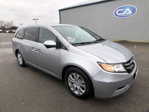 2016 Honda Odyssey for sale at City Auto in Murfreesboro TN