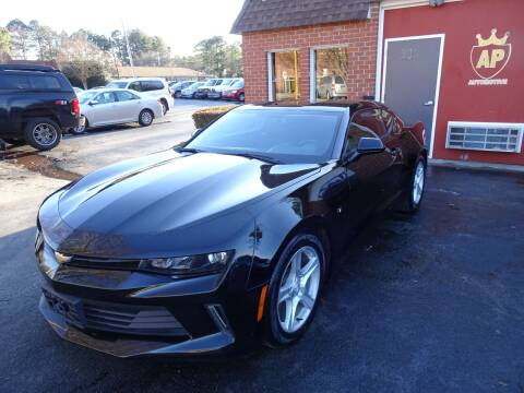 2016 Chevrolet Camaro for sale at AP Automotive in Cary NC
