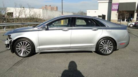 2020 Lincoln MKZ for sale at AFFORDABLE MOTORS OF BROOKLYN in Brooklyn NY