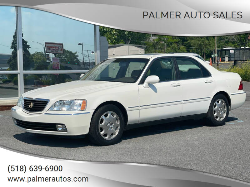 2000 Acura RL for sale at Palmer Auto Sales in Menands NY