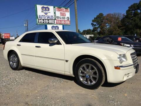 2007 Chrysler 300 for sale at LA 12 Motors in Durham NC