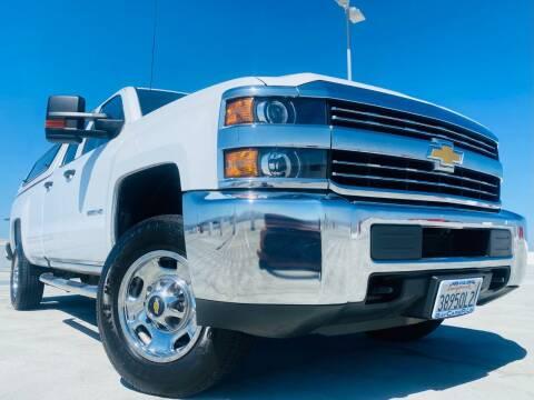 2018 Chevrolet Silverado 2500HD for sale at Bay Cars R Us in San Jose CA